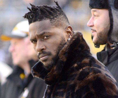 Pittsburgh Steelers WR Antonio Brown benched in season finale