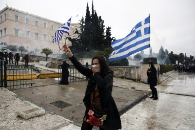 Greek lawmakers set to vote on deal to change name of neighboring nation