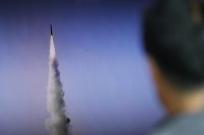 North Korea SLBM launch could happen soon, Seoul official says