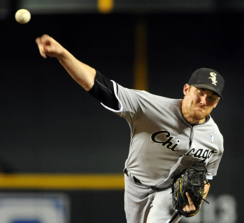 Phil Humber hurls perfect game for Chisox