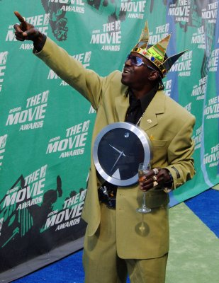 Flavor Flav, Busey set for 'Wife Swap'