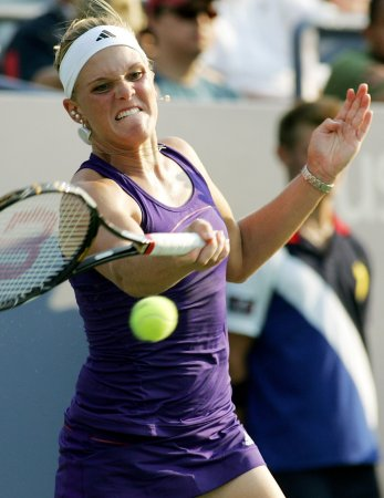 Oudin tops Jankovic for AEGON title