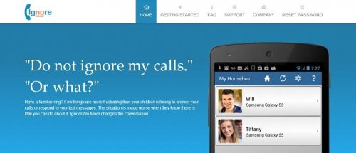 Frustrated mom creates app so that her kids will call her back