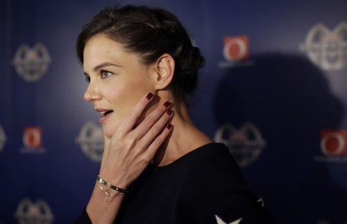 Katie Holmes addresses possible 'Dawson's Creek' reunion