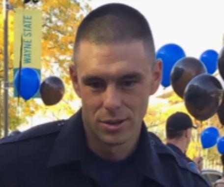 Wayne State University police officer, shot in head, dies