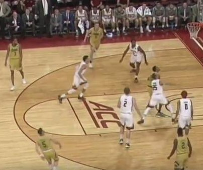 No. 25 Notre Dame powers past Boston College