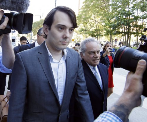 'Shocked' NYC judge orders ex-pharma exec Shkreli to 'stop talking'