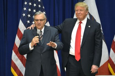 Poll: Most Americans oppose Trump's pardon of Arpaio
