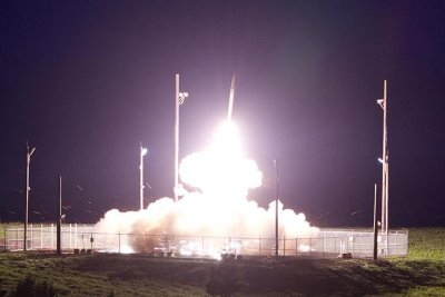 Space, lasers, hypersonic missiles rank high for U.S. missile defense research
