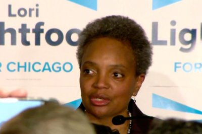 Two candidates emerge for runoff in Chicago mayoral election