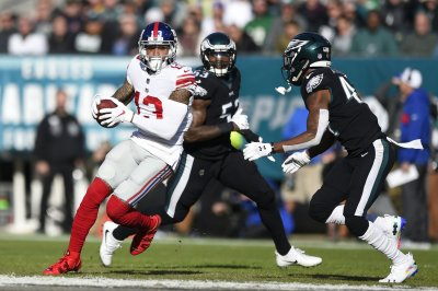 Browns' Odell Beckham Jr. on leaving Giants: Couldn't reach 'full potential'