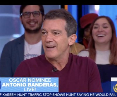 Antonio Banderas on first Oscar nomination: 'It's a big deal'
