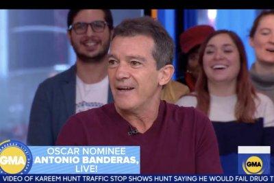 Antonio Banderas on first Oscar nomination: 'It's a big deal'