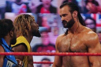 WWE Raw: Kofi Kingston, Drew McIntyre battle for championship match