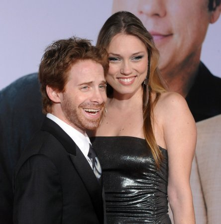 Seth Green marries Clare Grant