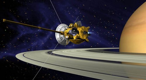 NASA looking at Cassini radio problems