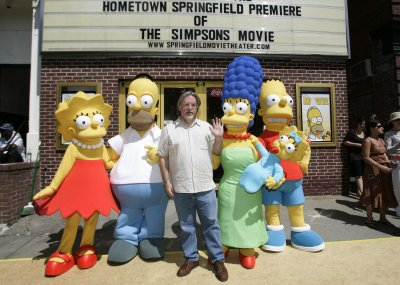 Margaret Groening, who inspired cartoon character Marge Simpson, dies
