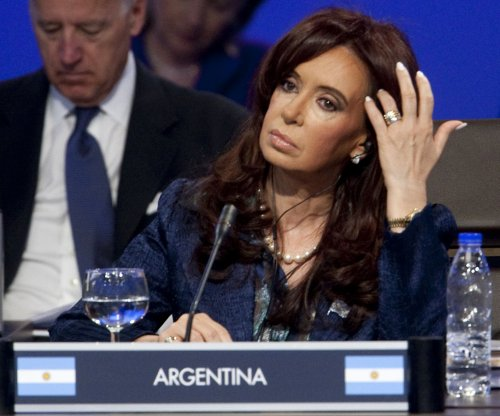 Judge in Argentina rejects criminal case against President Kirchner