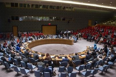 U.N. Security Council holds first LGBT rights meeting