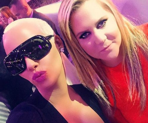 Amy Schumer, Amber Rose reunite at VH1 Big in 2015