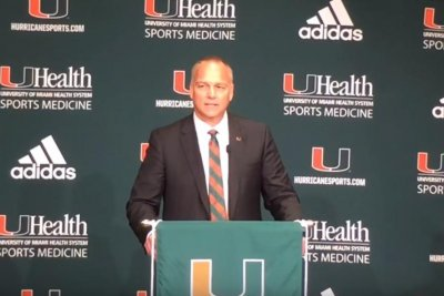 Mark Richt 'excited to be home' as Miami's new coach