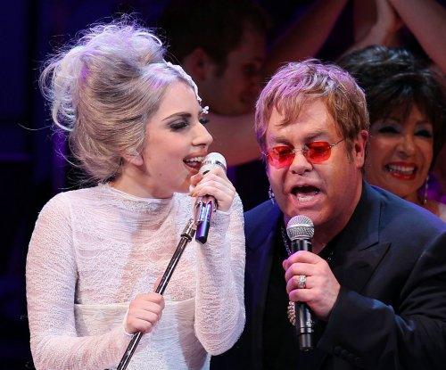 Lady Gaga, Elton John join to create fashion line for Macy's