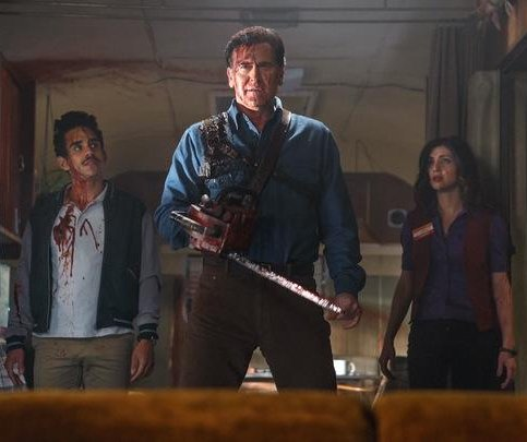 'Ash vs. Evil Dead' stars speak out after beloved character dies [SPOILER ALERT!]