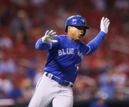 Marcus Stroman double sets up Toronto Blue Jays for 11-inning win over St. Louis Cardinals
