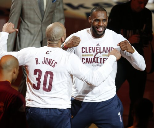 Cavaliers' Jones fined 66 percent of salary in 3 minutes