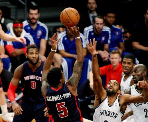 Detroit Pistons' Kentavious Caldwell-Pope suspended for DUI arrest