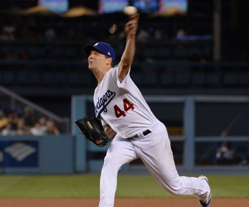 Rich Hill continues groove, pitches Los Angeles Dodgers to win vs. Atlanta Braves