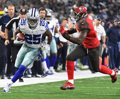 Tampa Bay Buccaneers LB Lavonte David could miss 4-6 weeks with sprained ankle