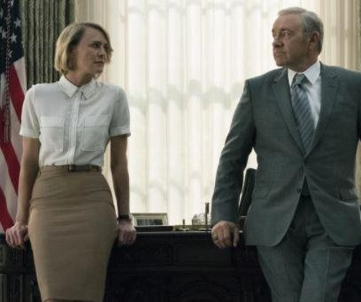 'House of Cards' production halted after Spacey allegations