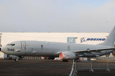 Boeing awarded $2.46B for P-8A patrol planes for U.S., U.K., Norway