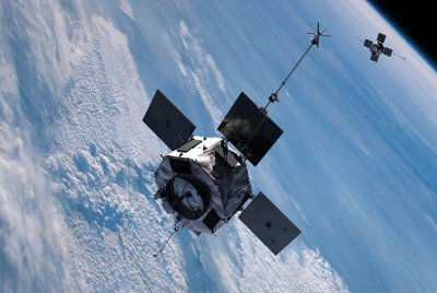 Space collisions a growing concern as Earth orbit gets more crowded