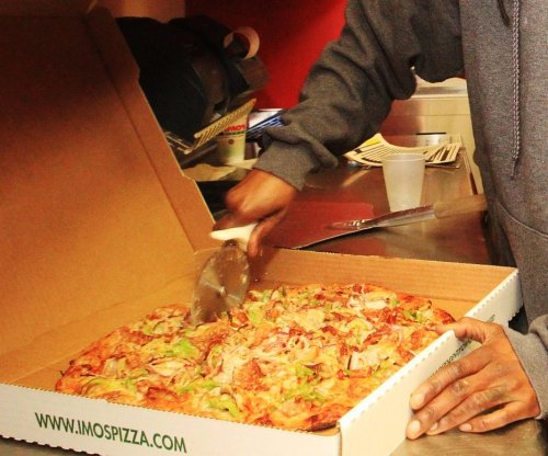 Pizza study shows body can handle occasional 'pigging out'