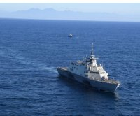 USS Freedom joins ships of El Salvador, Guatemala in Pacific Ocean for exercises