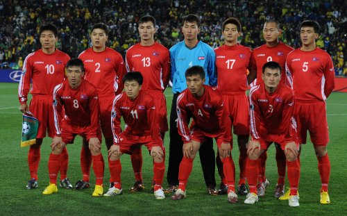 North Korean leader blamed for Cup loss