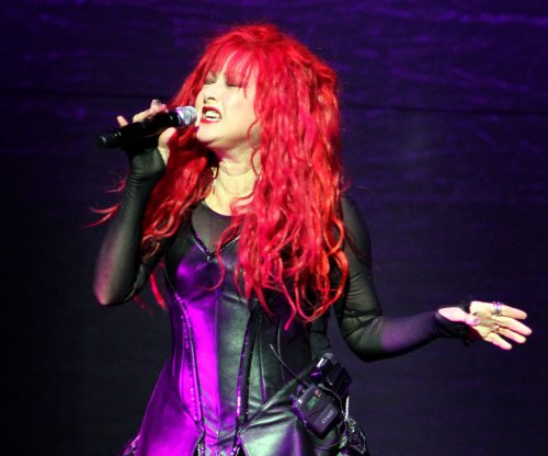 Cyndi Lauper headed to the Songwriters Hall of Fame