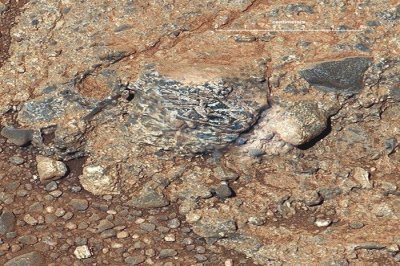 Mars may have once had a continental crust