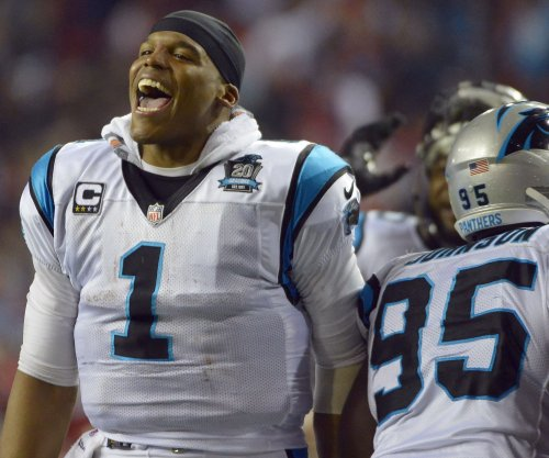 Cam Newton flips into end zone, leads Carolina Panthers over Houston Texans