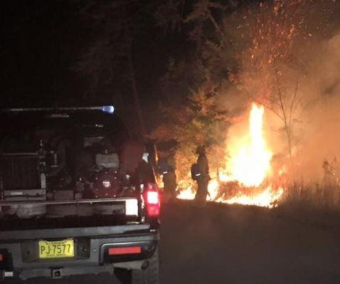 Lake Lure, N.C., wildfire doubles in size; multiple fires burn across state