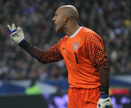 Suspended Tim Howard won't take full responsibility for actions