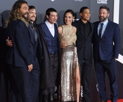 'Justice League' tops the North American box office with $96M