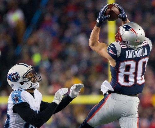 Tom Brady labels New England Patriots WR Danny Amendola 'incredible'