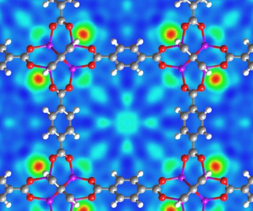 New material can remove salt and metal ions from seawater