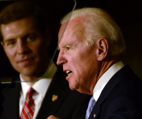 Biden: Pennsylvania congressional candidate Conor Lamb 'reminds me of my son'