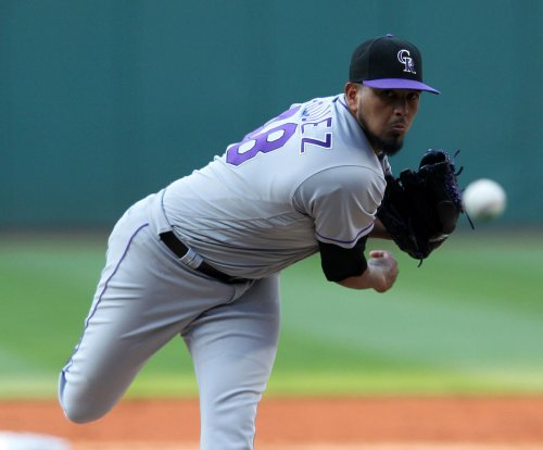 Rockies aim for continued road success vs. Phillies