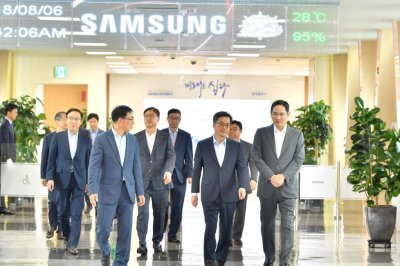South Korean business leaders to attend inter-Korean summit