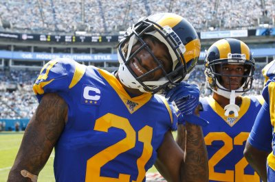 Miami Dolphins acquire Aqib Talib in trade with Los Angeles Rams
